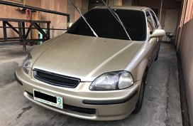 Sell 1996 Honda Civic Manual Gasoline at 190000 km