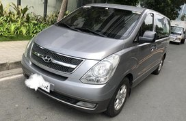 2nd Hand Hyundai Grand Starex 2012 for sale in Manila
