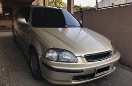 Selling Used Honda Civic 1996 Manual in Rizal