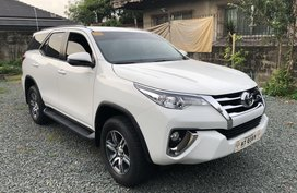 2018 Toyota Fortuner Automatic Diesel for sale in Quezon City