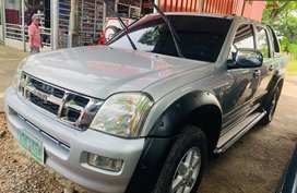 2006 Isuzu D-Max Manual Diesel for sale