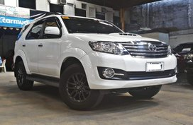 Used 2016 Toyota Fortuner Diesel Automatic for sale in Quezon City