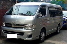 Sell Used 2014 Toyota Grandia Manual at 50000 km