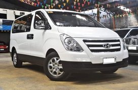 White 2017 Hyundai Grand Starex Diesel Manual for sale