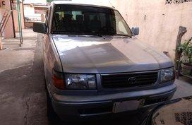 Silver 1999 Toyota Revo Automatic Gasoline for sale