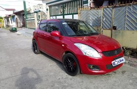 Selling Used Suzuki Swift 2012 Manual at 56000 km