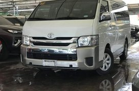 2017 Toyota Hiace Automatic Diesel for sale