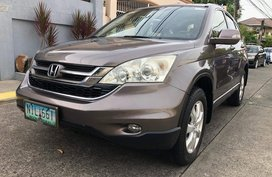 2nd Hand 2010 Honda Cr-V for sale in Las Pinas
