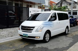 Sell 2nd Hand 2012 Hyundai Grand Starex Automatic Diesel in Pasig
