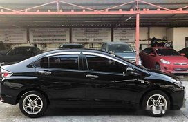 Selling Black Honda City 2014 Manual Gasoline