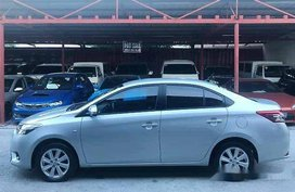 Selling Silver Toyota Vios 2016 Automatic Gasoline