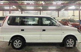 Selling White Mitsubishi Adventure 2015 at 28000 km