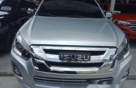 Silver Isuzu D-Max 2017 for sale in Pasig