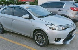 Silver Toyota Vios 2016 at 60000 km for sale