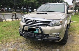 Toyota Fortuner 2013 Automatic Diesel for sale