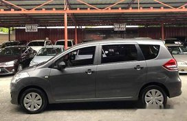Sell Grey 2016 Suzuki Ertiga Manual Gasoline at 25000 km