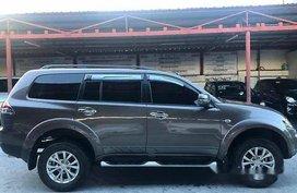 Brown Mitsubishi Montero Sport 2015 Manual Diesel for sale