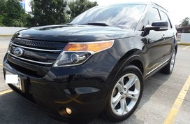 Black 2014 Ford Explorer at 26000 km for sale