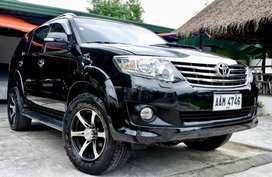 Used Toyota Fortuner Diesel Automatic 2014 for sale