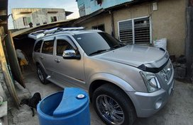 Sell 2nd Hand 2008 Isuzu Alterra at 134000 km in Quezon City