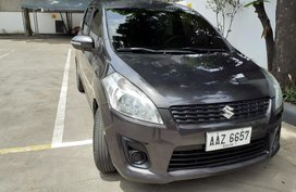 2nd Hand 2014 Suzuki Ertiga at 44000 km for sale in Cebu City
