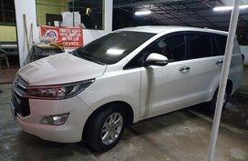 Selling Used Toyota Innova 2017 Manual Diesel