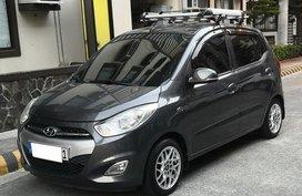 2011 Hyundai I10 for sale in Manila