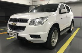 Sell White 2015 Chevrolet Trailblazer in Manila