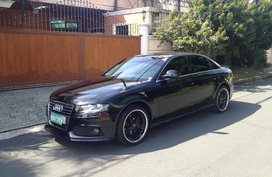 Selling Used Audi A4 2009 Sedan in Quezon City