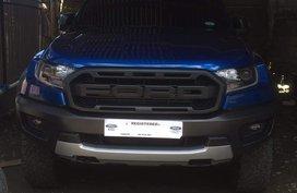 Selling Blue Ford Ranger Raptor 2019 at 3600 km