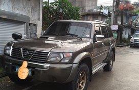 Selling 2nd Hand Nissan Patrol 2003 in Baguio