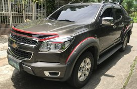 Sell 2nd Hand 2013 Chevrolet Colorado in Las Pinas