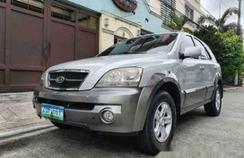 Sell Silver 2006 Kia Sorento Automatic Diesel at 24000 km