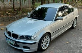 Used 2003 Bmw 318I for sale in Quezon City