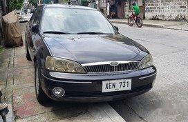Sell Black 2002 Ford Lynx at Manual Gasoline at 109850 km