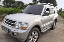 Selling Used Mitsubishi Pajero 2005 in Caloocan