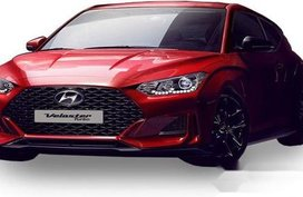 Selling Hyundai Veloster 2019 Automatic Gasoline