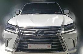 2018 Lexus Lx for sale in Manila