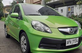 Used 2015 Honda Brio Hatchback at 30000 km for sale