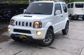 Sell White 2017 Suzuki Jimny Manual Gasoline in Makati
