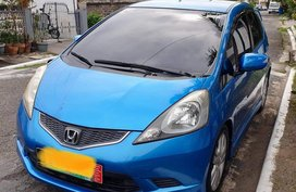 Blue 2009 Honda Jazz for sale in Las Pinas