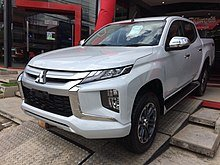 New deals for 2020 Mitsubishi Strada gls 4x2 AT