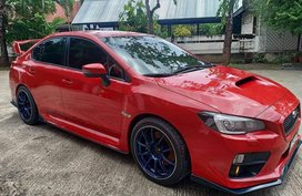 Selling Used Subaru Wrx Sti 2015 at 23000 km