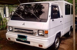 White Mitsubishi L300 2007 Van for sale in Lipa