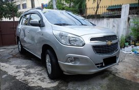Sell 2nd Hand 2015 Chevrolet Spin Automatic Gasoline