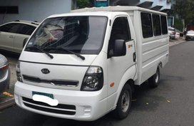 White 2012 Kia K2700 Van at 67000 km for sale