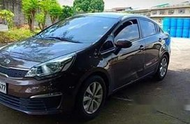 Sell 2016 Kia Rio Manual Gasoline at 40000 km