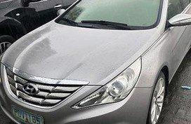Silver Hyundai Sonata 2011 at 36000 km for sale