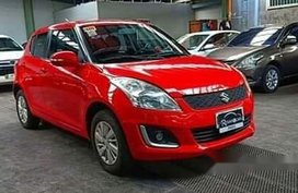 Sell Red 2018 Suzuki Swift at 21000 km
