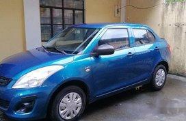 Sell Blue 2014 Suzuki Swift Dzire at 60000 km